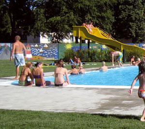 Beispiel: Gemeindebad Königstetten Sanierung 2010